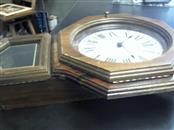 BULOVA Clock MINI MANTLE CLOCK
